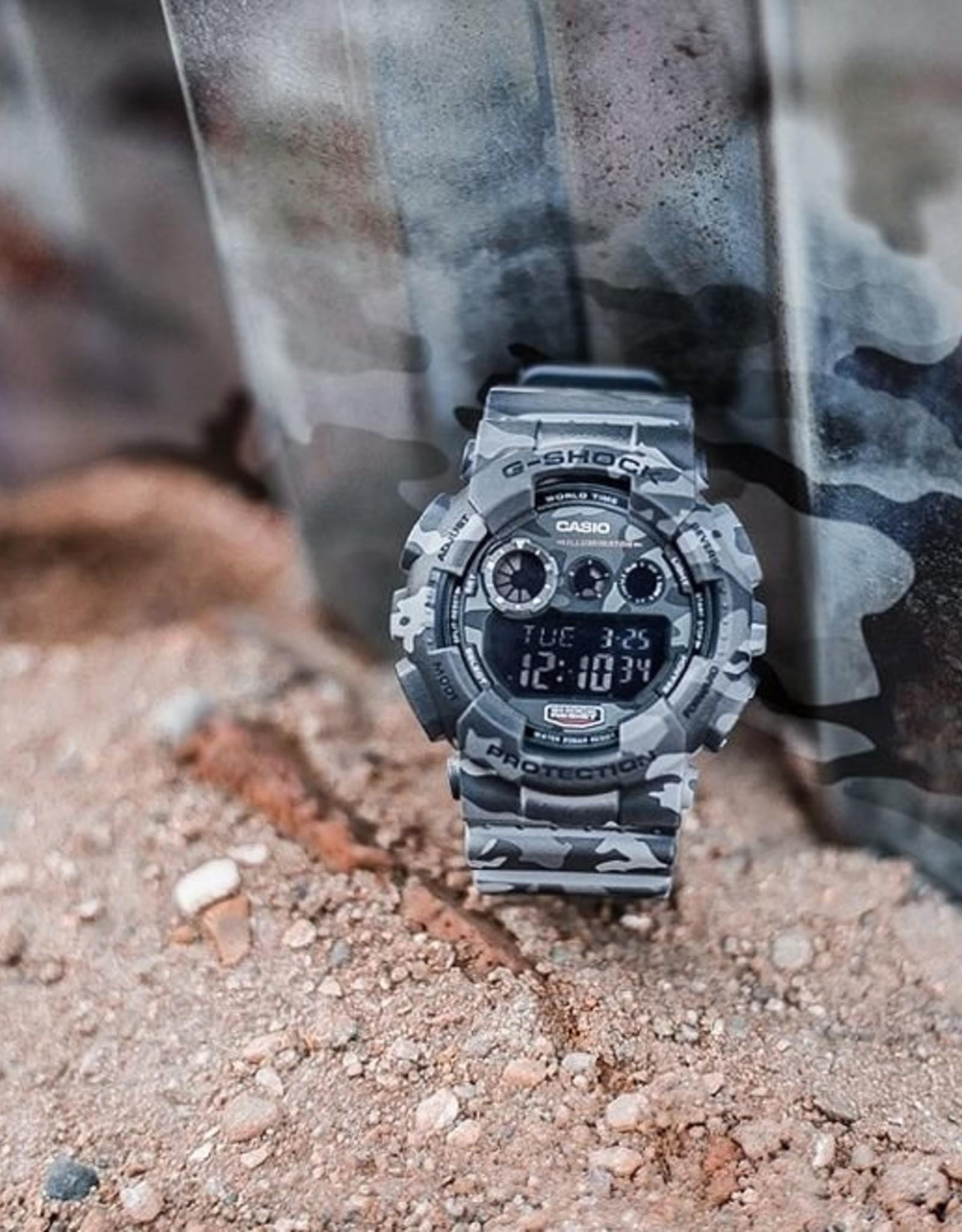 G - Shock gd-120cm-8er