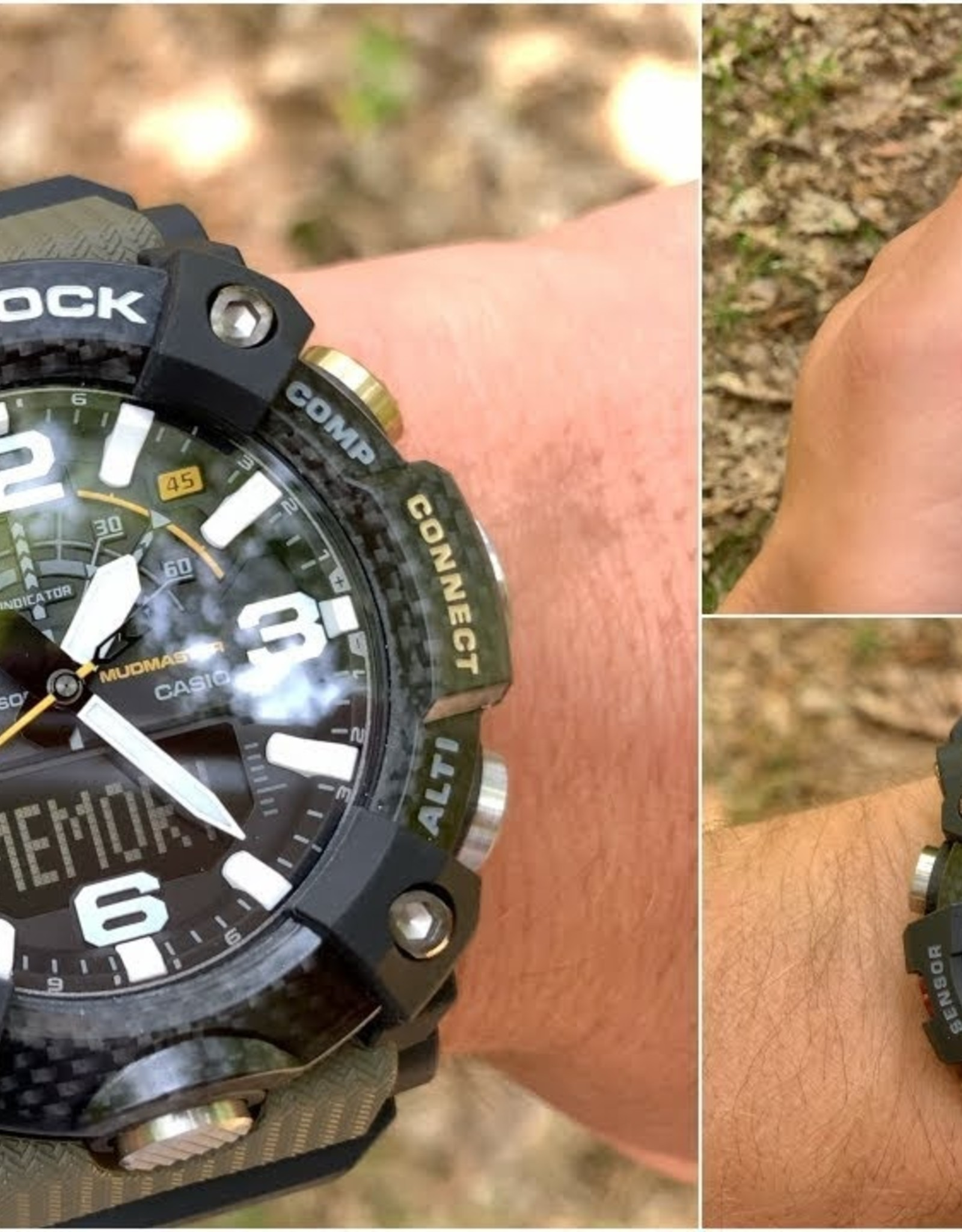 G - Shock gg-b100-3aer