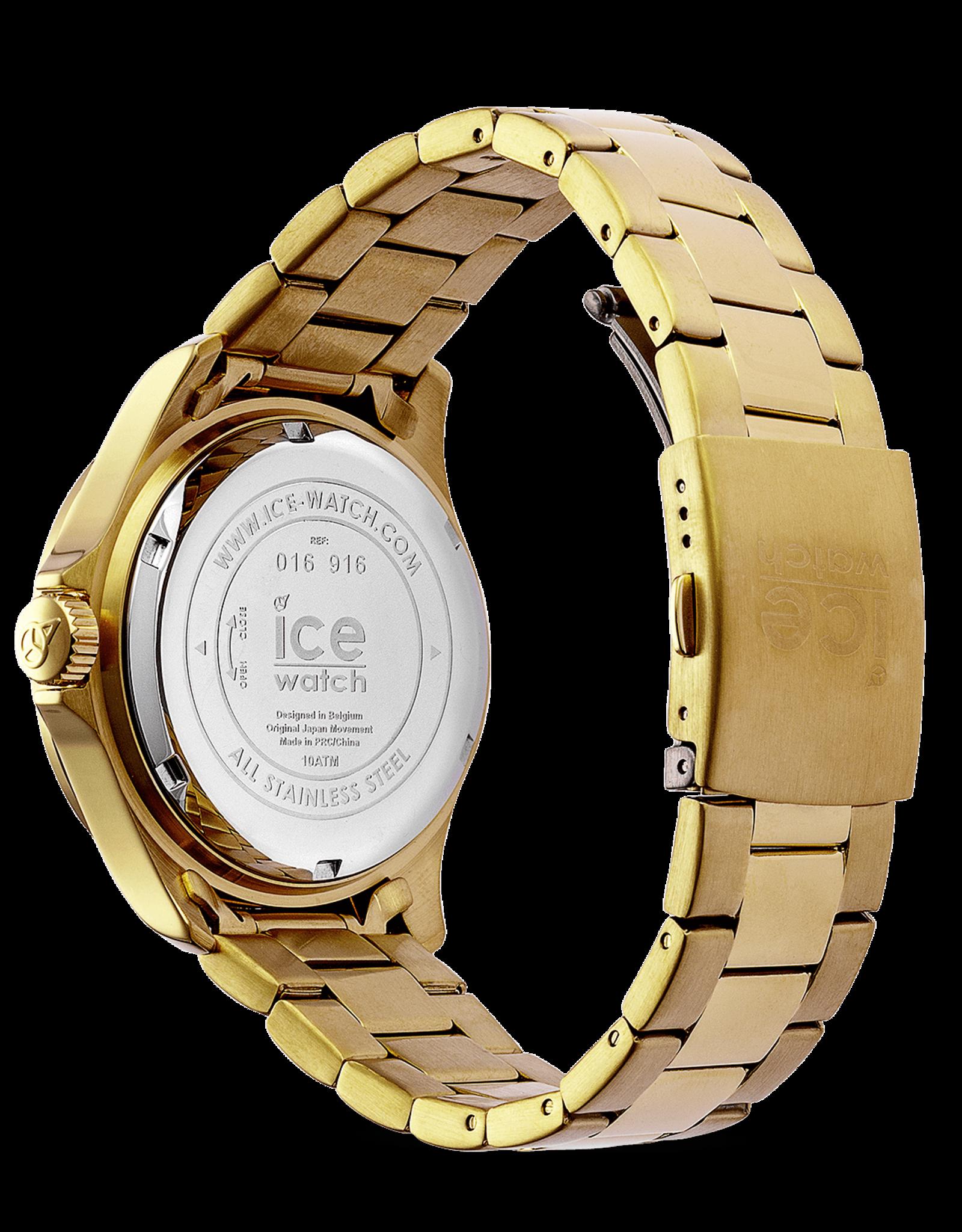 Ice Watch ice steel classic gold - medium