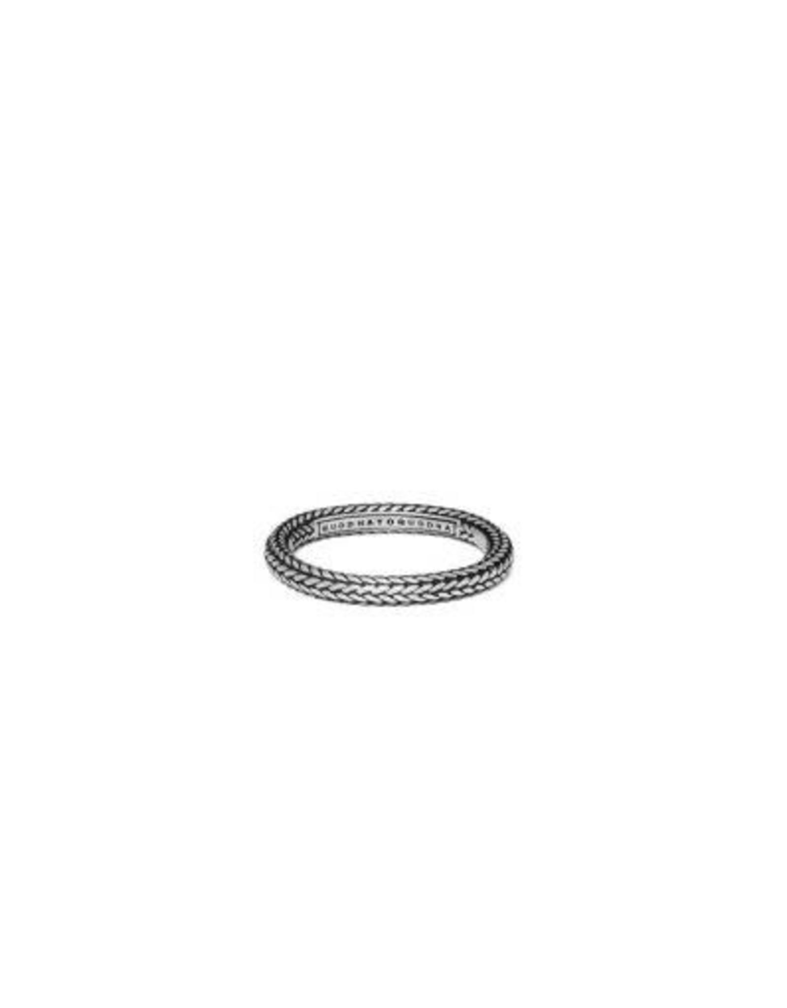 Buddha to Buddha 925 Sterling Zilveren 326 Dunia Ellen Ring