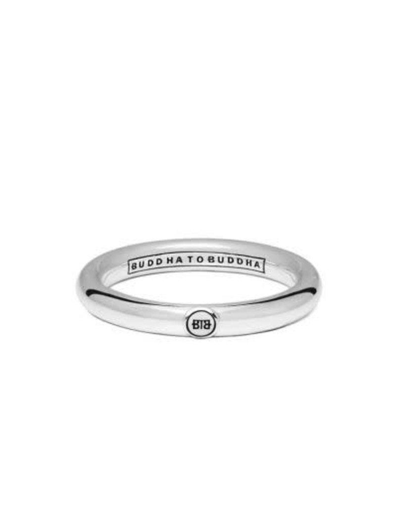 Buddha to Buddha 925 Sterling Zilveren 327 Dunia Polished Ring