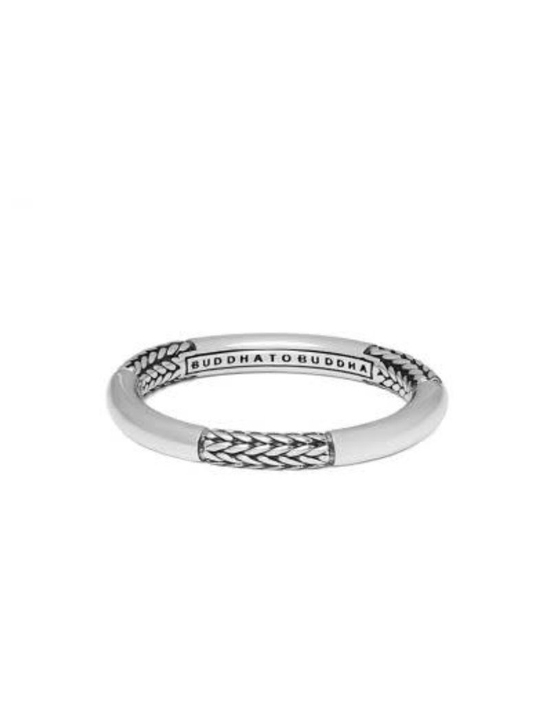 Buddha to Buddha 925 Sterling Zilveren 328 Dunia Ellen Alternate Ring