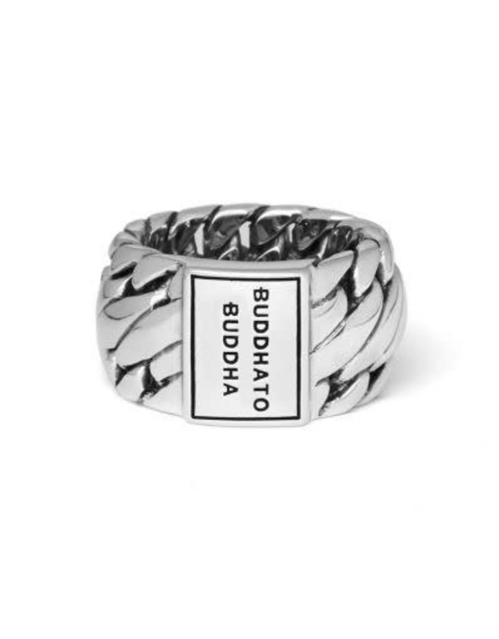 Buddha to Buddha 925 Sterling Zilveren 490 Ben Ring