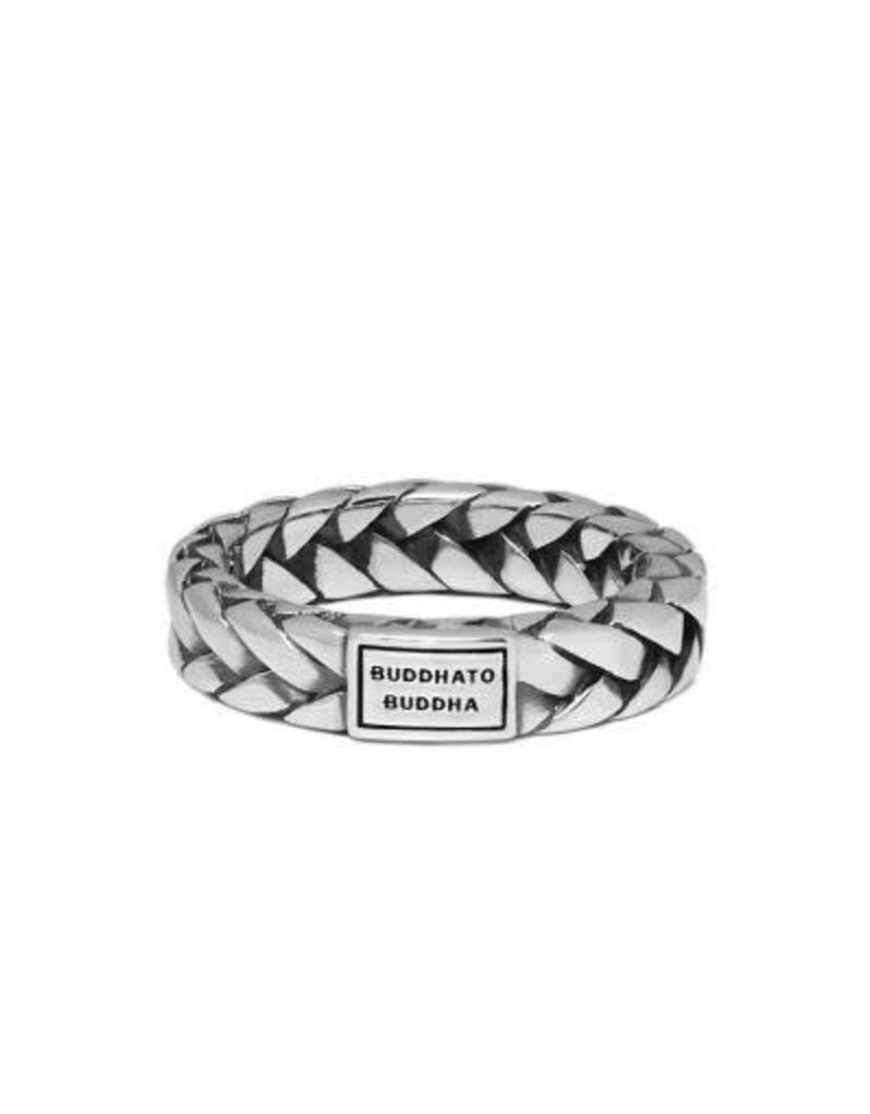 Buddha to Buddha 925 Sterling Zilveren 810 George Small Ring
