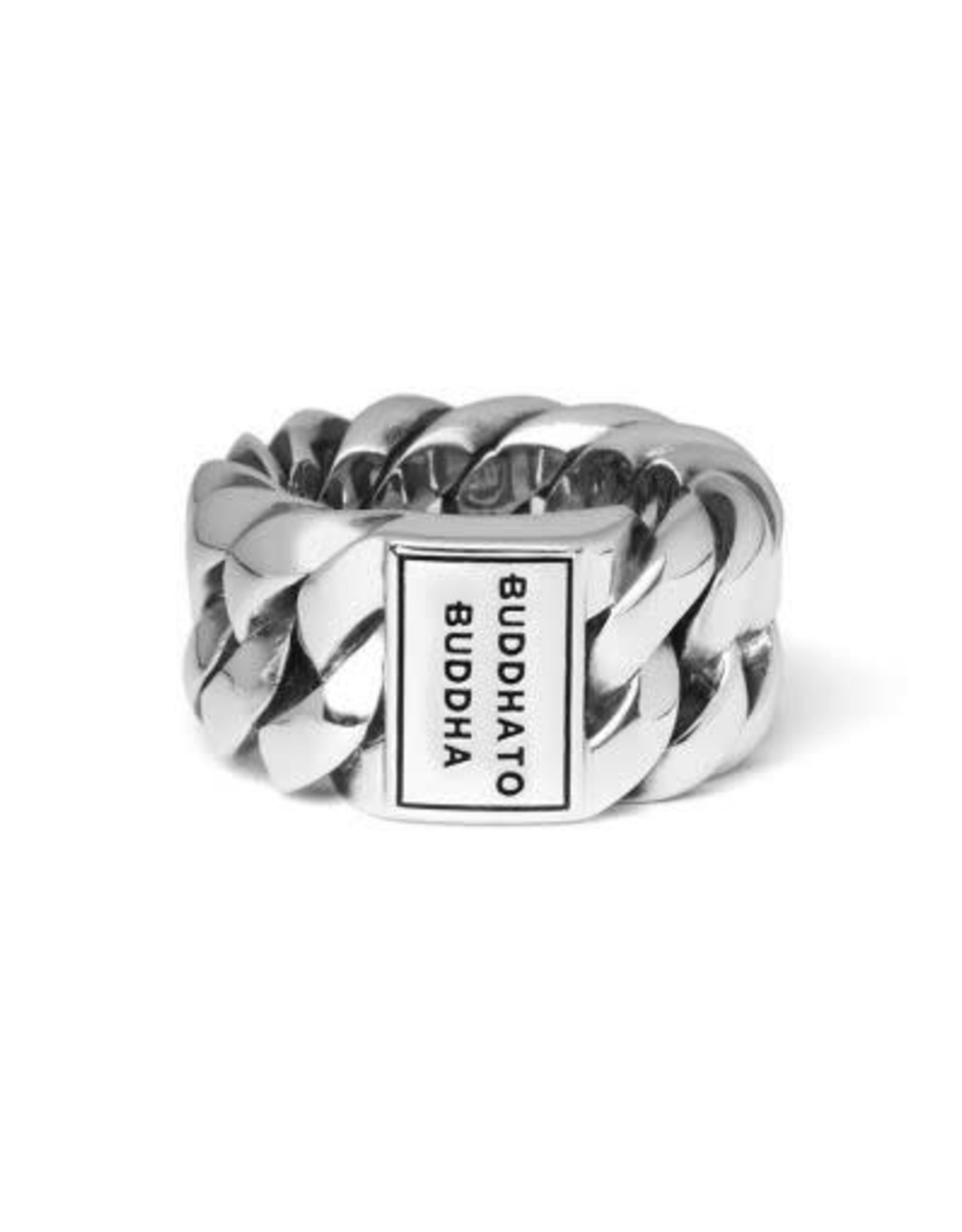 Buddha to Buddha 925 Sterling Zilveren 500 Chain Ring