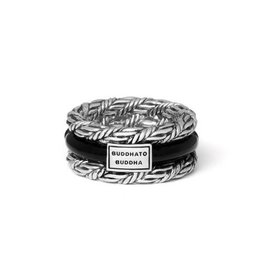 Buddha to Buddha 925 Sterling Zilveren 103 Ketut Ring Stone