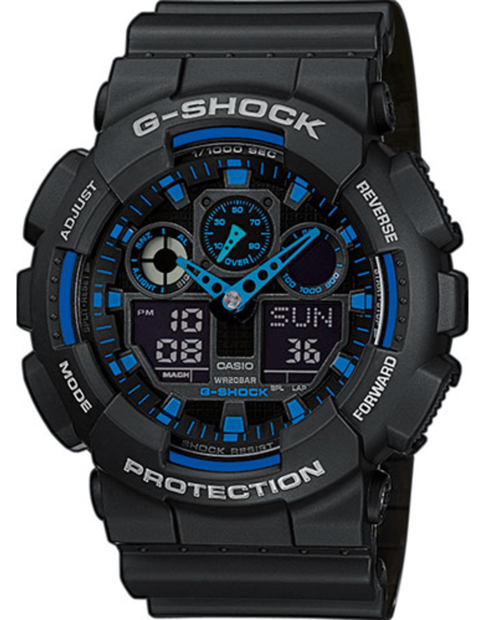 G - Shock ga-100-1a2er