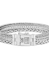 Buddha to Buddha 925 Sterling Zilveren Triple Mini Bracelet Silver