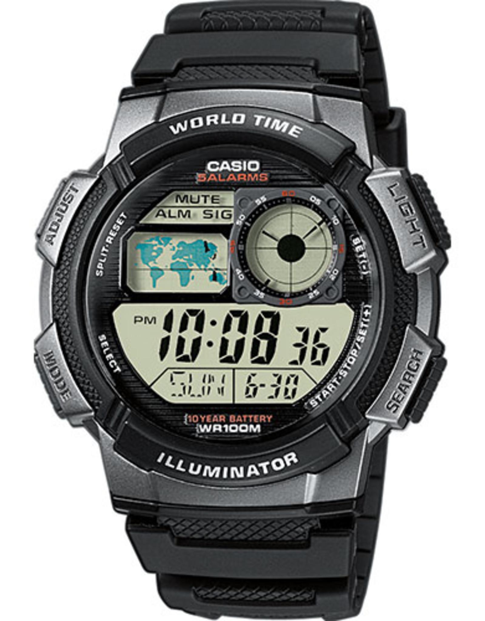 Casio ae-1000w-bvef