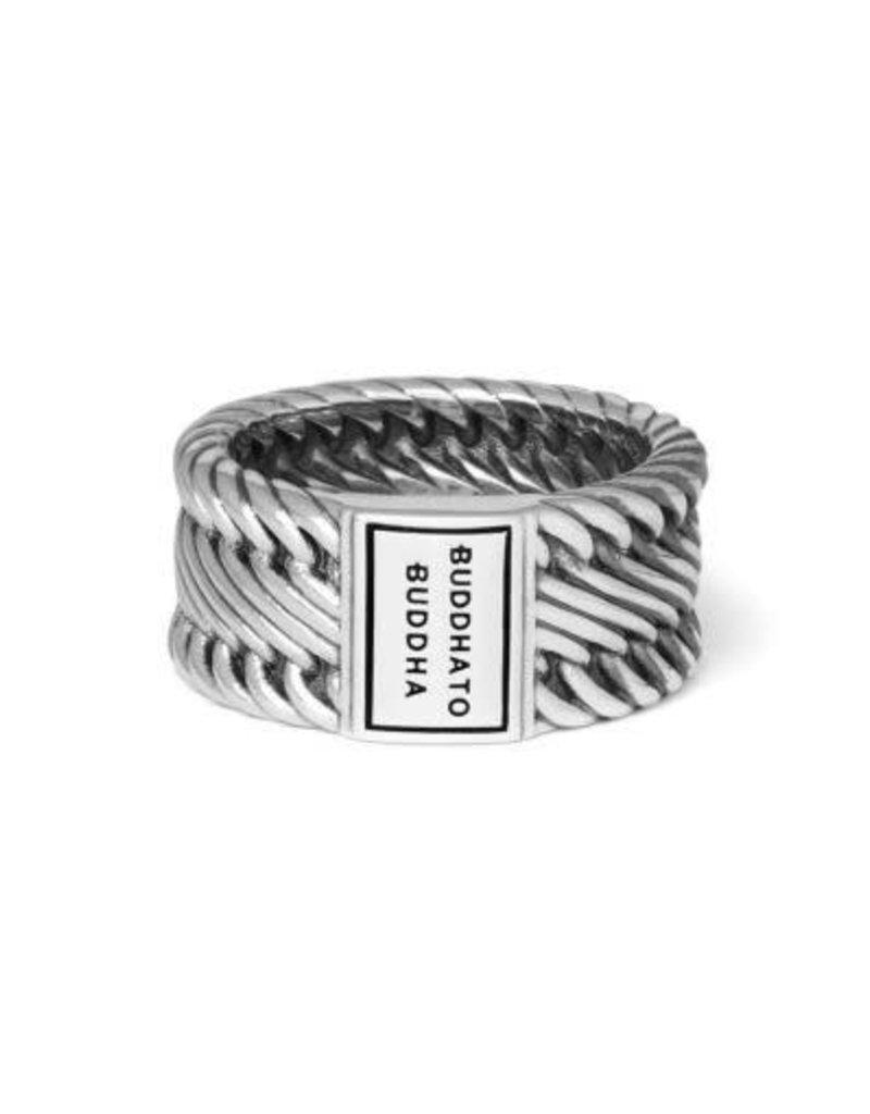 Buddha to Buddha 925 Sterling Zilveren 812 Edwin Small Ring