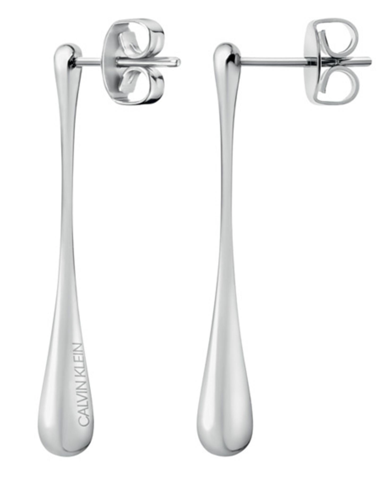 Calvin Klein Ellipse, Silver