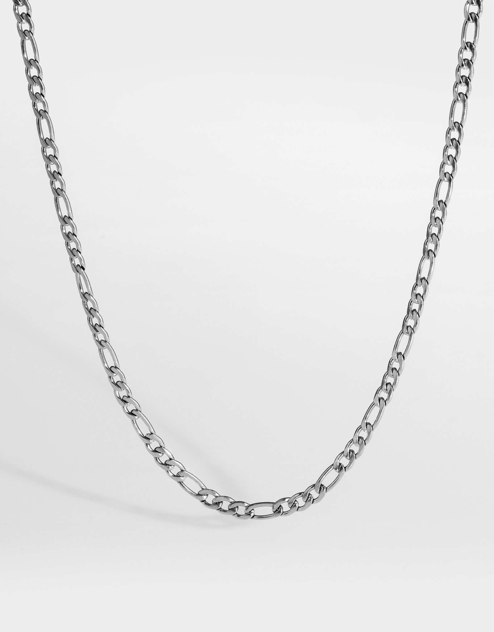 Northern Legacy nl antique chain - silver tone