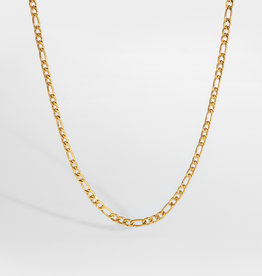 Northern Legacy nl antique chain - gold tone