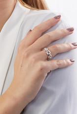 Buddha to Buddha 925 Sterling Zilveren 045 19 - The Batul Mini Ring