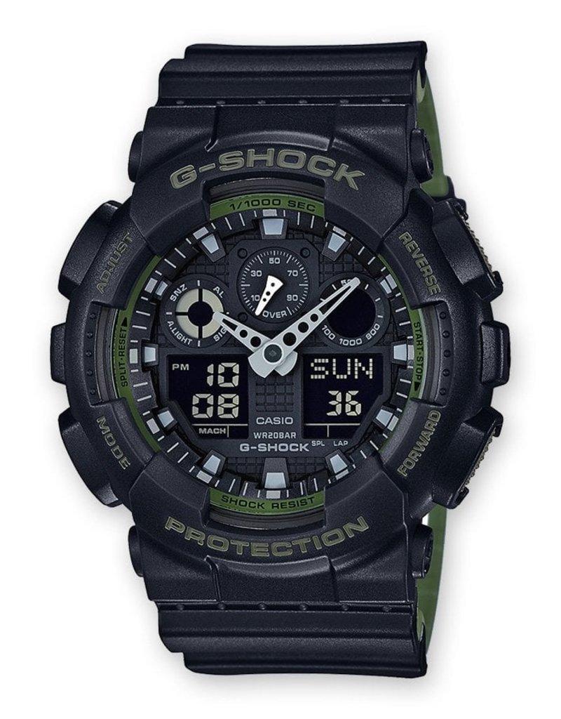 G - Shock ga-100l-1aer