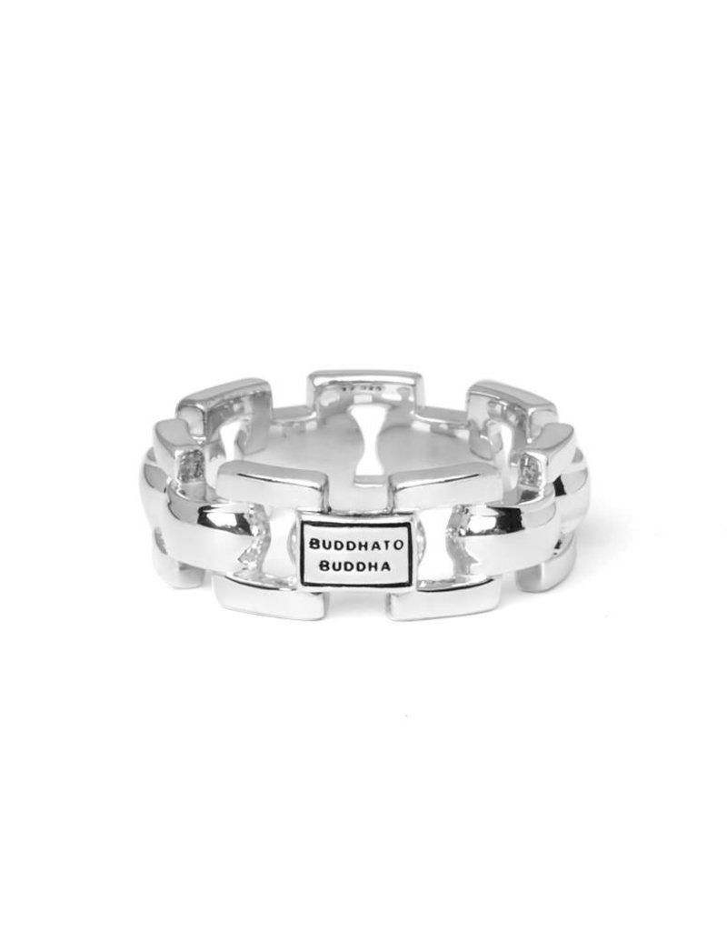 Buddha to Buddha 925 Sterling Zilveren 045 The Batul Mini Ring 18