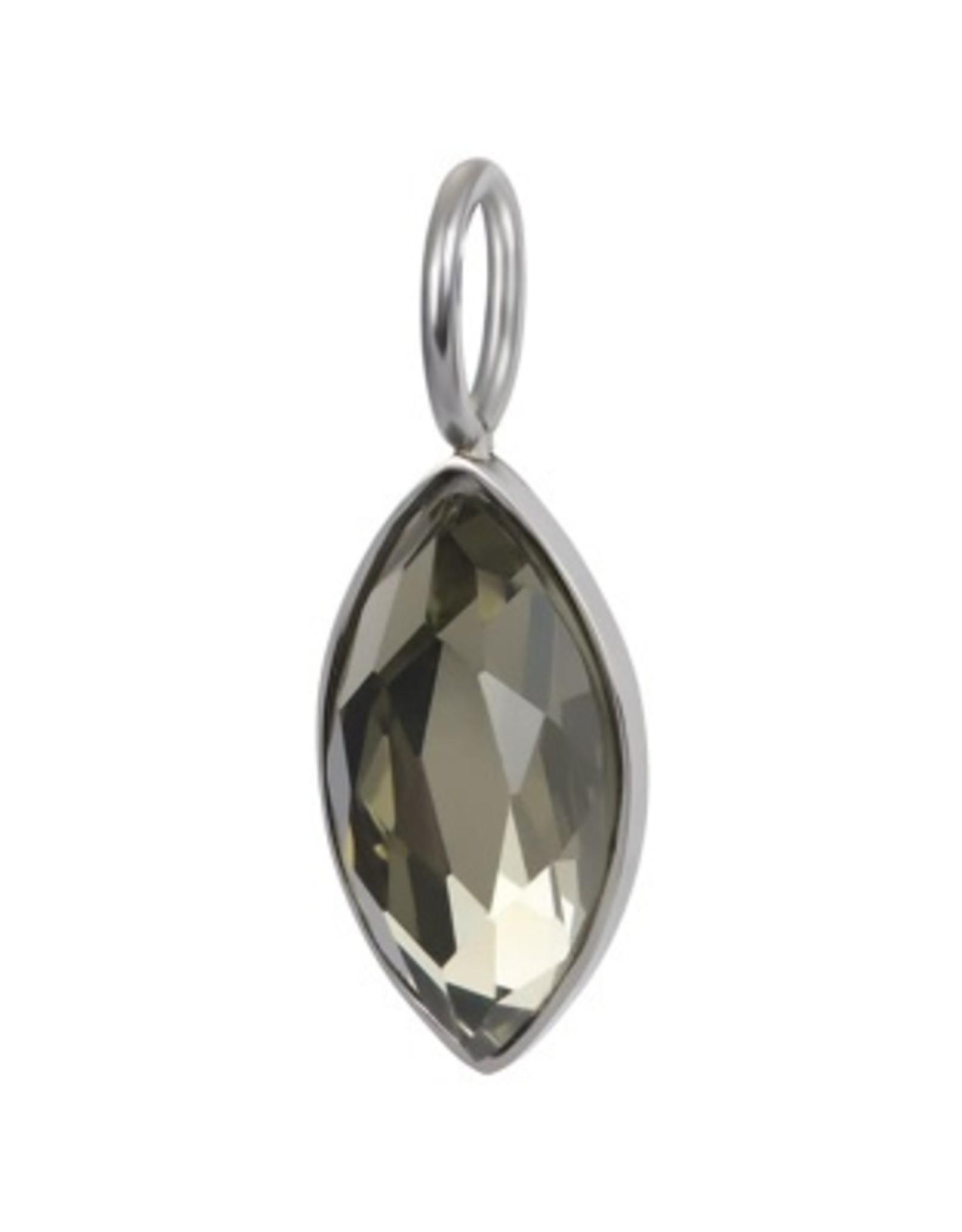 C4301999003 Silver Charm Royal Diamond Crystal