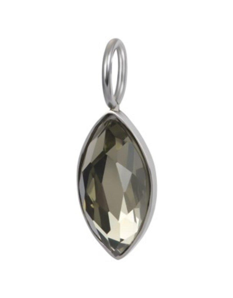 Ixxxi C4301999003 Silver Charm Royal Diamond Crystal