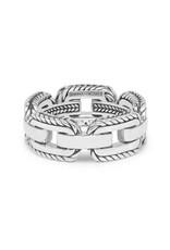 Buddha to Buddha 925 sterling zilvere 118 19 - Barbara Link Ring