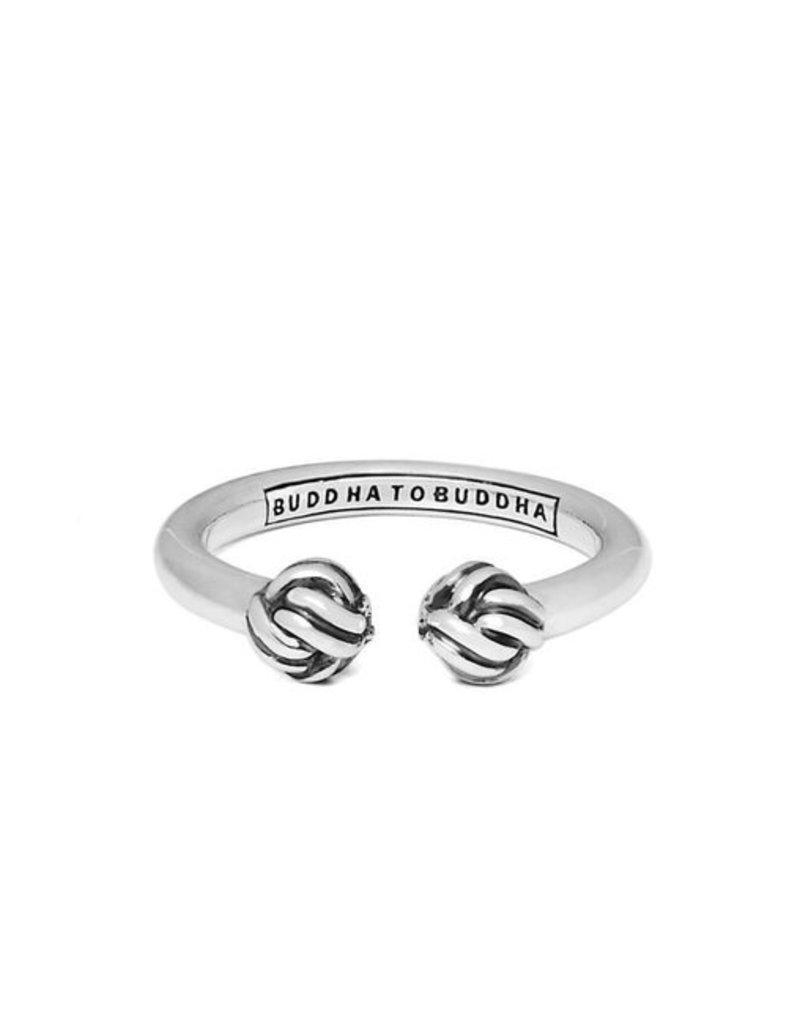 Buddha to Buddha 925 Sterling Zilveren 013 19 Refined Katja Ring