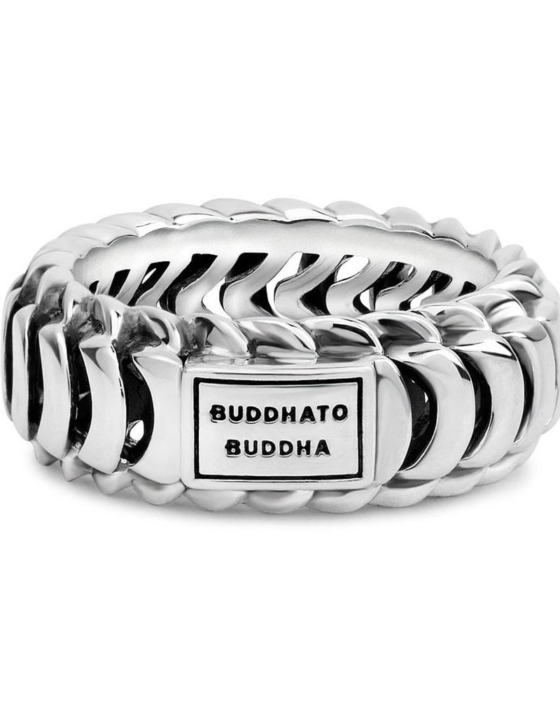 Buddha to Buddha 925 Sterling Zilveren 602 17 Lars Small Ring