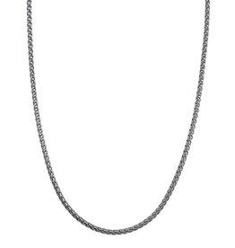 Croyez Chain wheat 3mm Silver 55cm