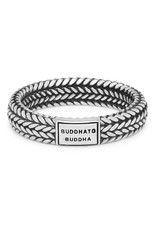 Buddha to Buddha 925 Sterling Zilveren 106 ellen small ring silver Maat