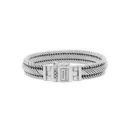Buddha to Buddha 925 Sterling Zilveren J155 Edwin Xs Armband