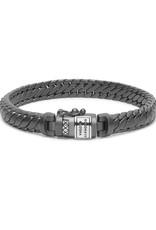 Buddha to Buddha 925 Sterling Zilveren j070brs Black Rhodium Ben XS Armband