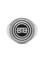 Buddha to Buddha 925 Sterling Zilveren 050 Tangguh Batas Ring