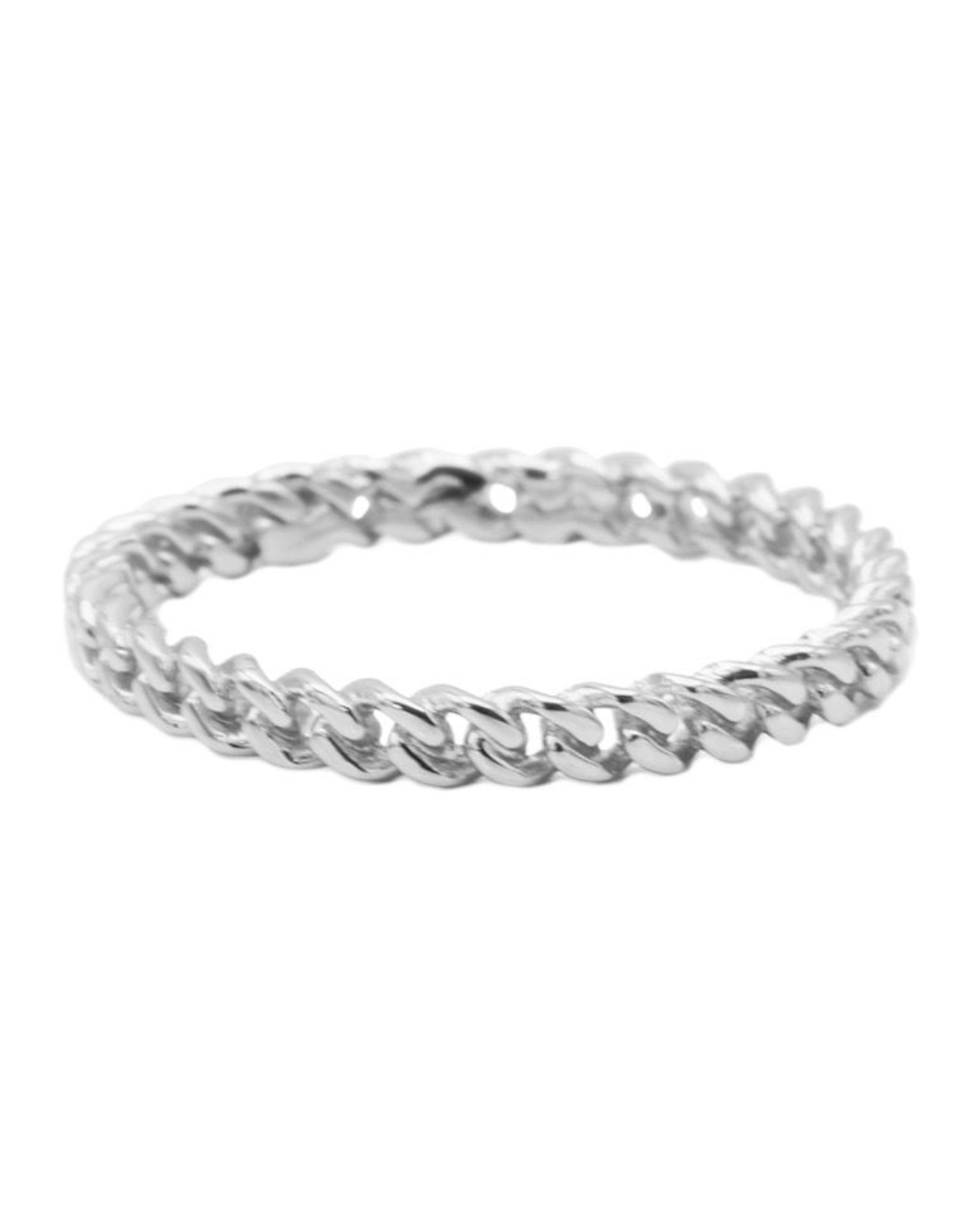 Karma Ring Chain Silver 50