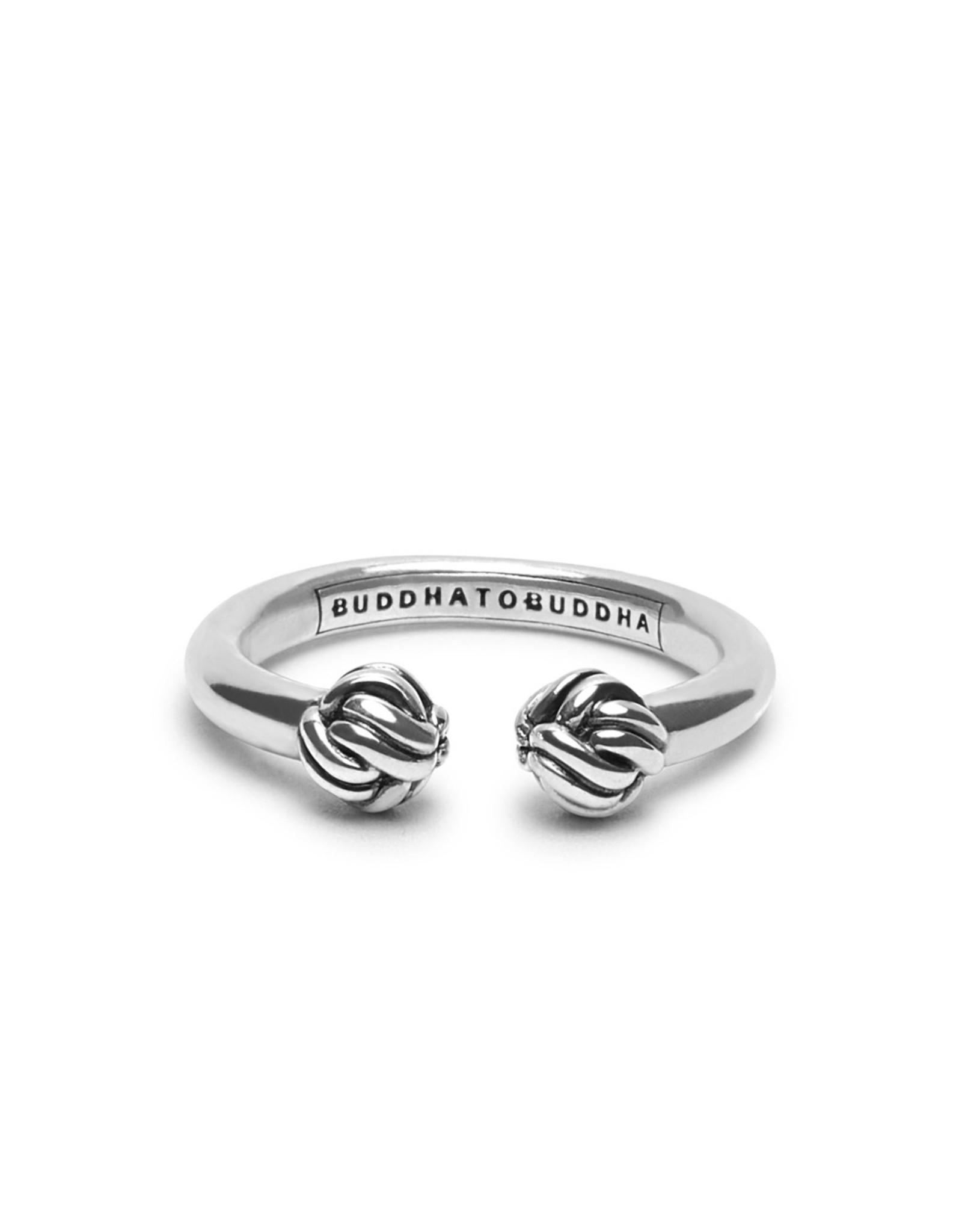 Buddha to Buddha 925 Sterling Zilveren 013 Refined Katja Ring