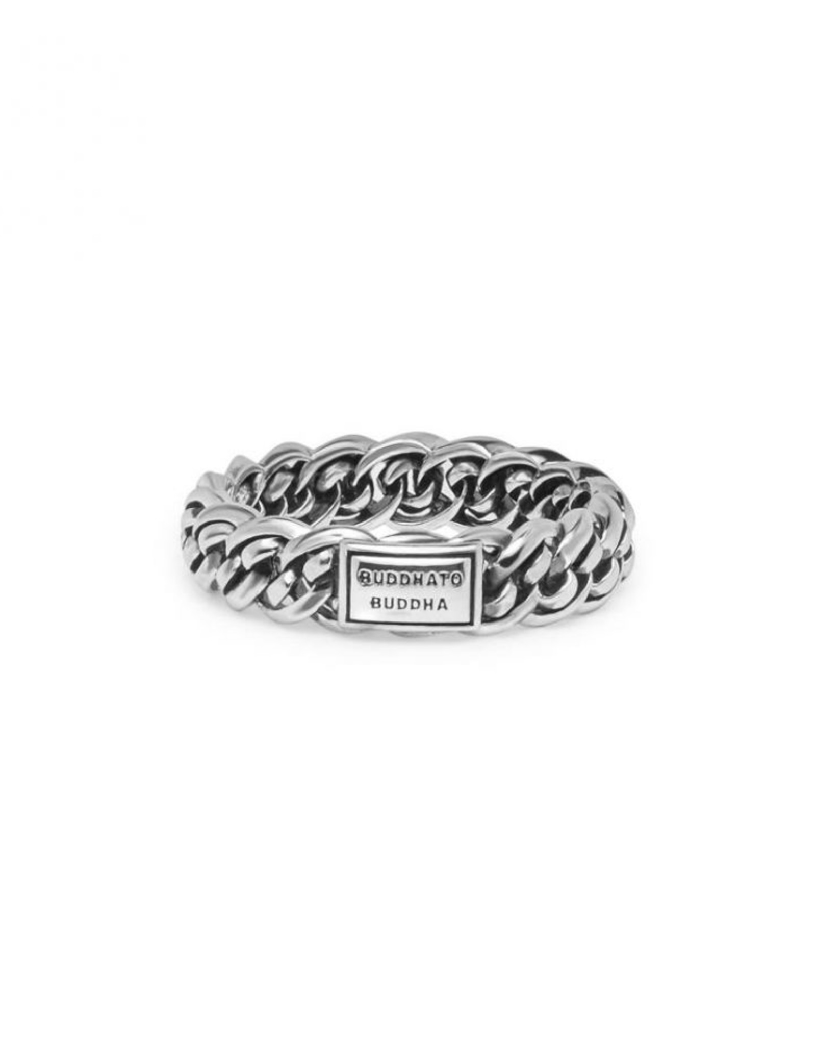 Buddha to Buddha 925 Sterling Zilveren 613 20 Ben Xs Lock Ring Silver 20