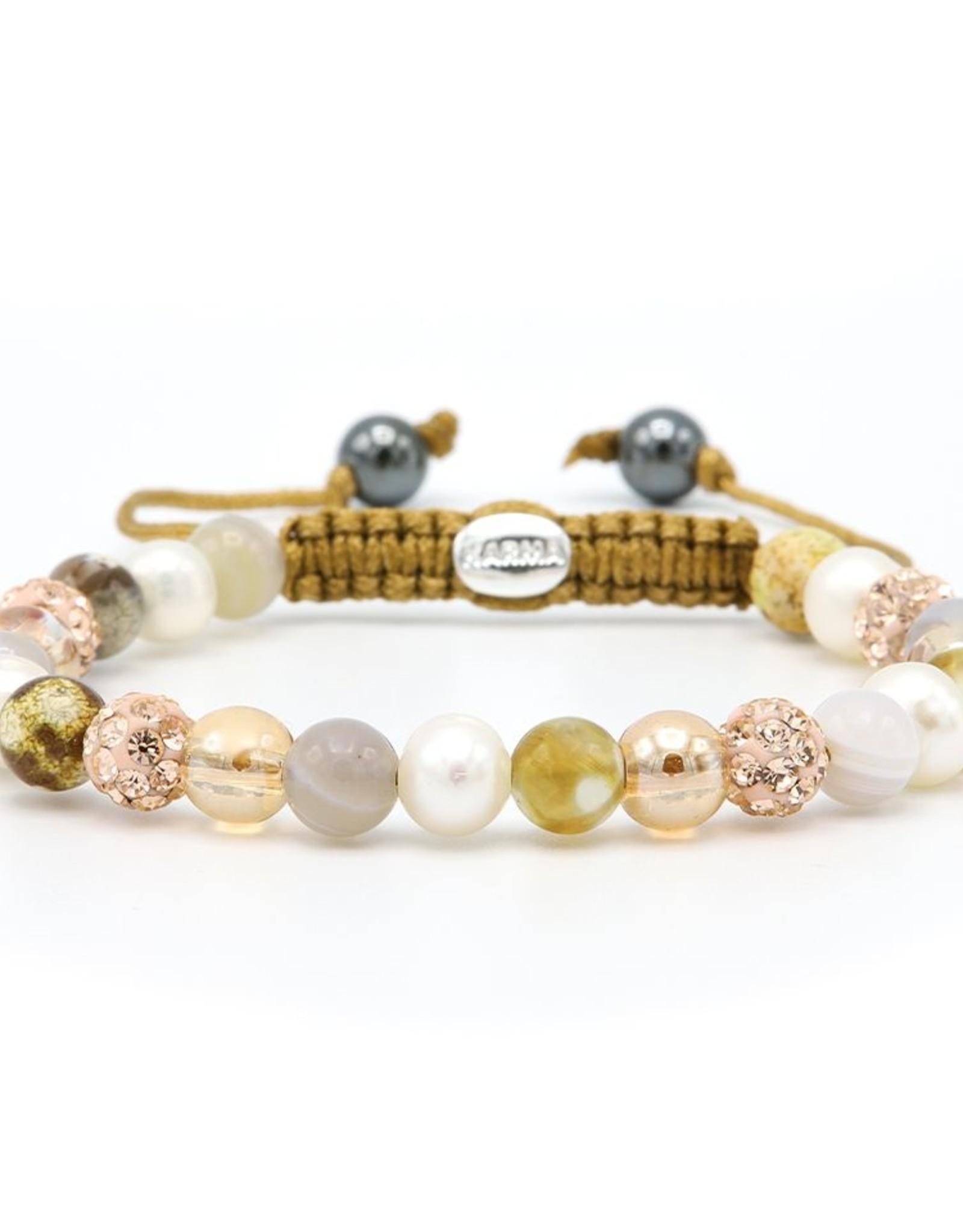 Karma Spiral Aylin xs (rosegold crystal)