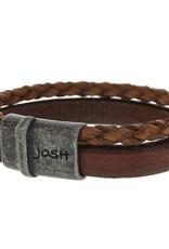 Josh 09110-BRA VB/Cognac/L