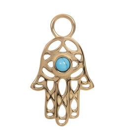 Gold Boho Hand Hanger