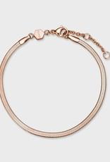 Cluse Essentielle Snake Bracelet Rose Gold Colour