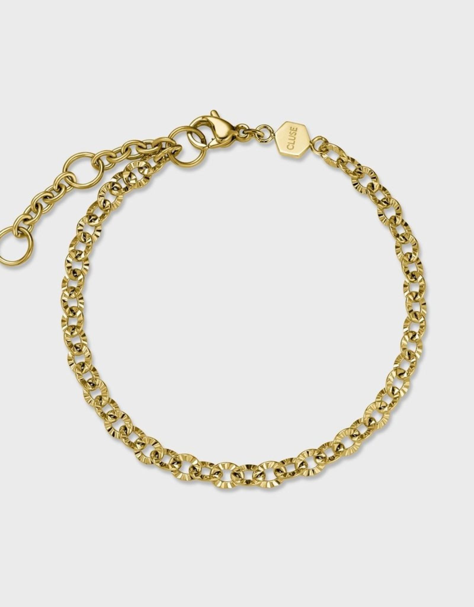 Cluse Essentielle Shiny Bracelet Gold Colour