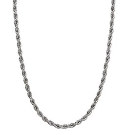 Croyez Chain rope 5mm Silver 55cm