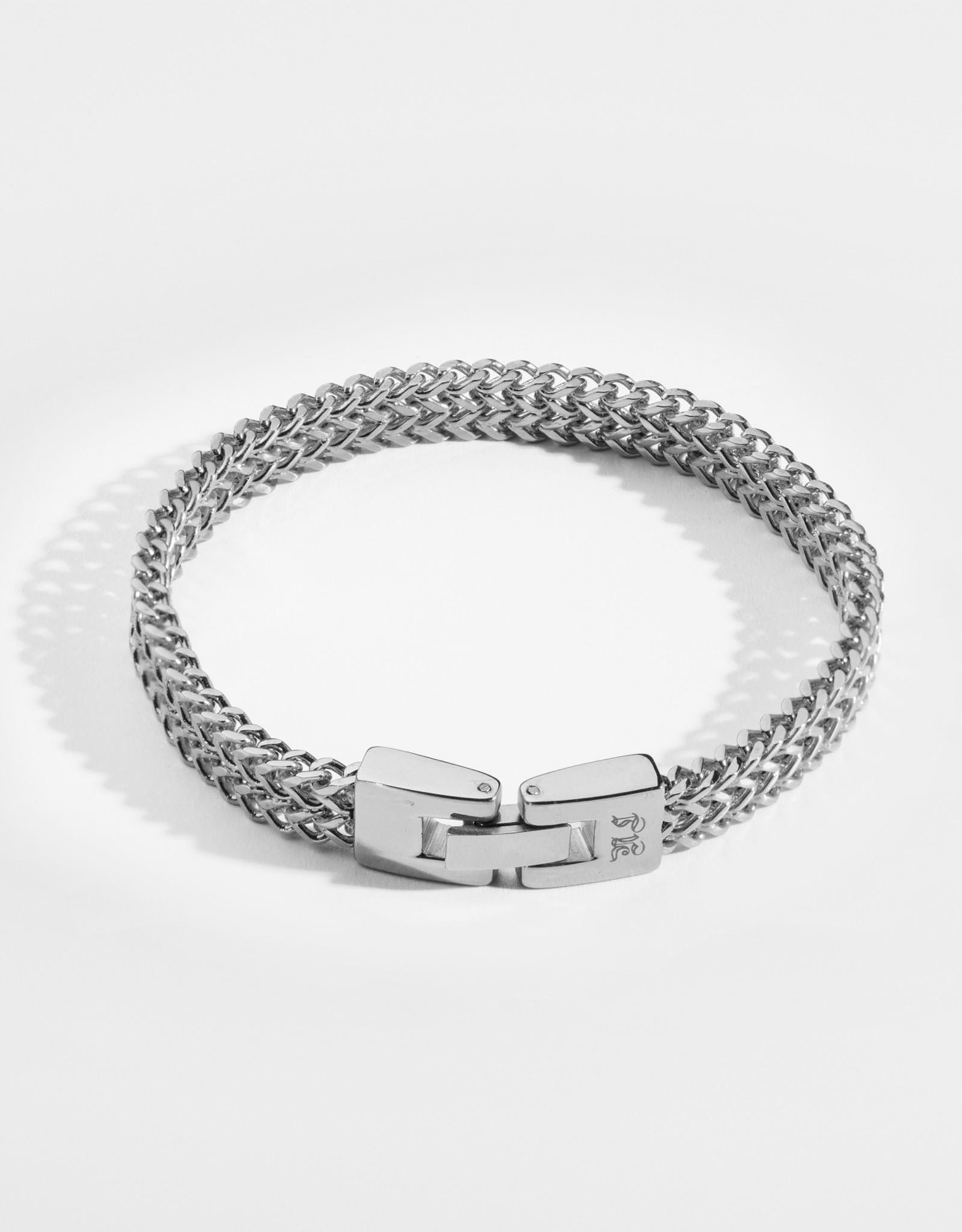 Northern Legacy NL Fehu Bracelet - Silver Tone L 21cm