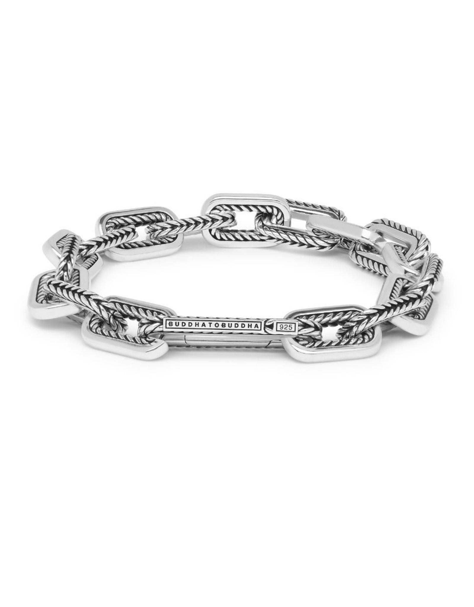 Buddha to Buddha 925 Sterling Zilveren 116 E+ Barbara Link Bracelet