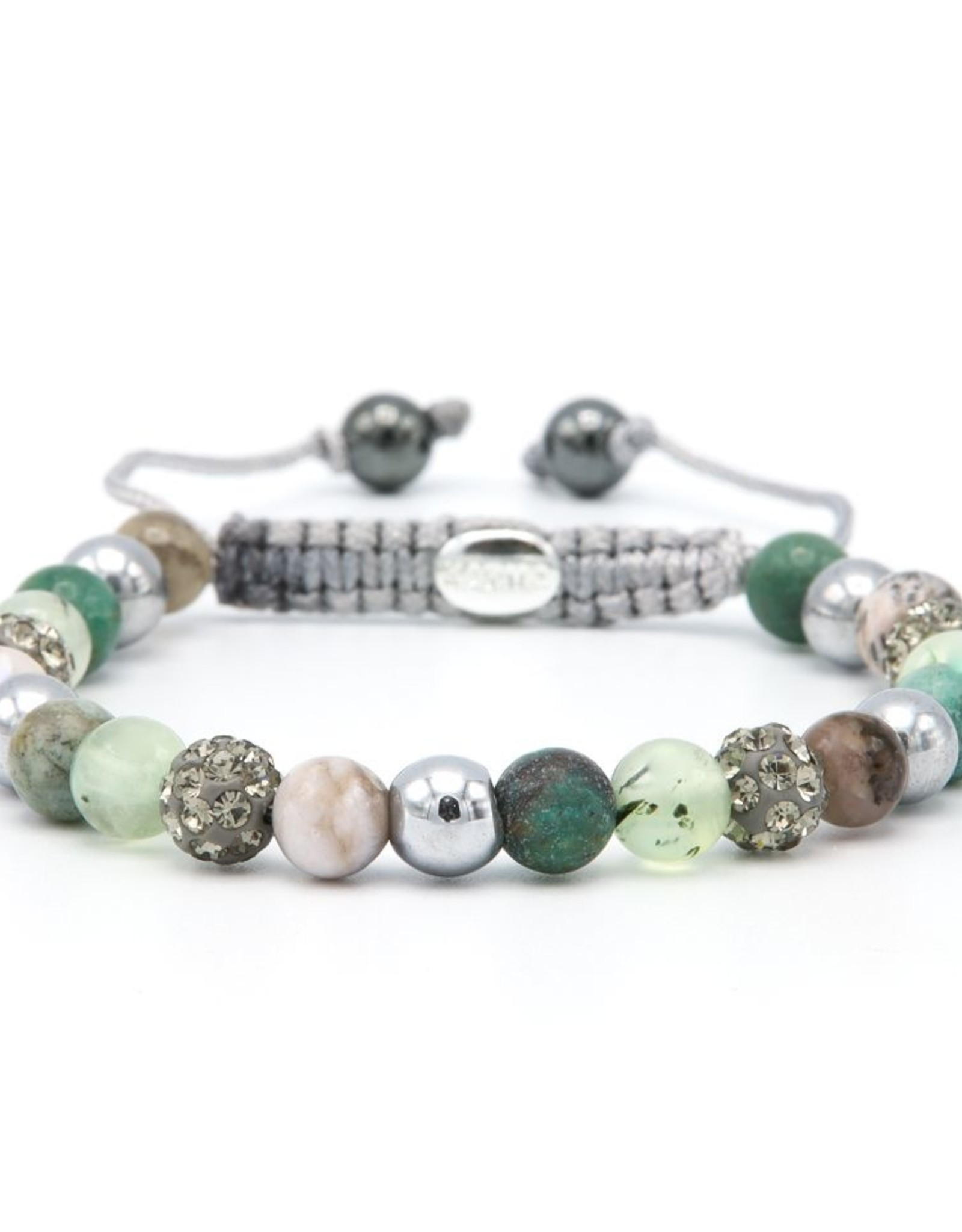 Karma Spiral forrest evening xs (grey crystal)
