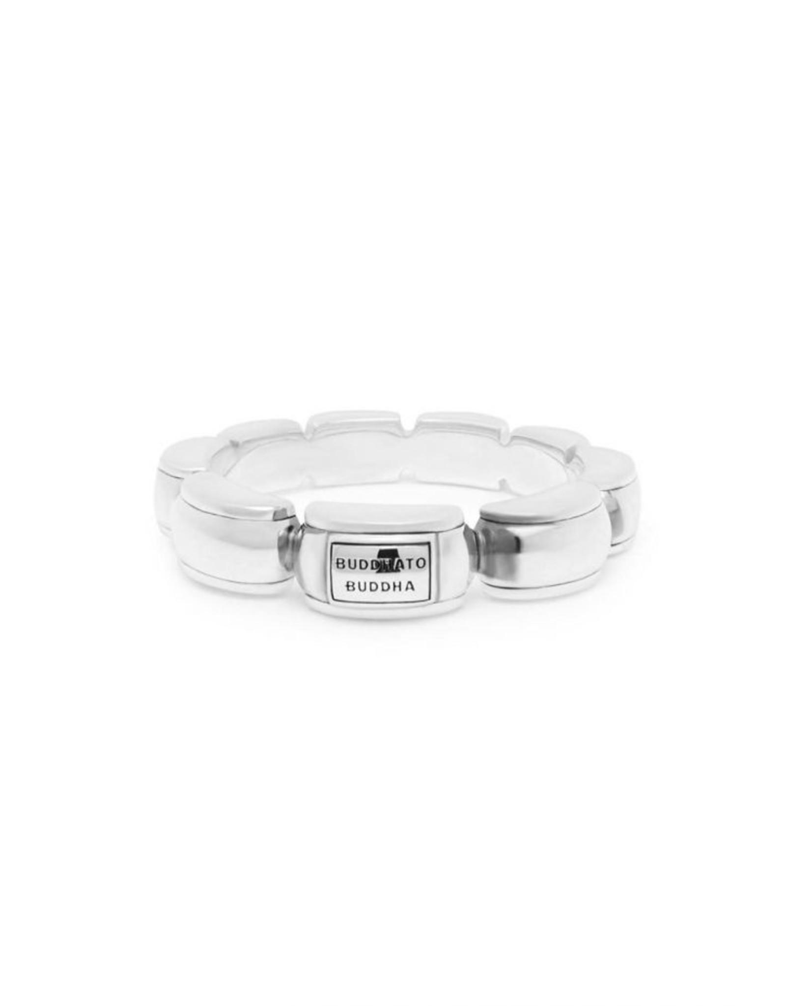 Buddha to Buddha 925 Sterling Zilveren 027 18 - Refined Batul Ring Silver