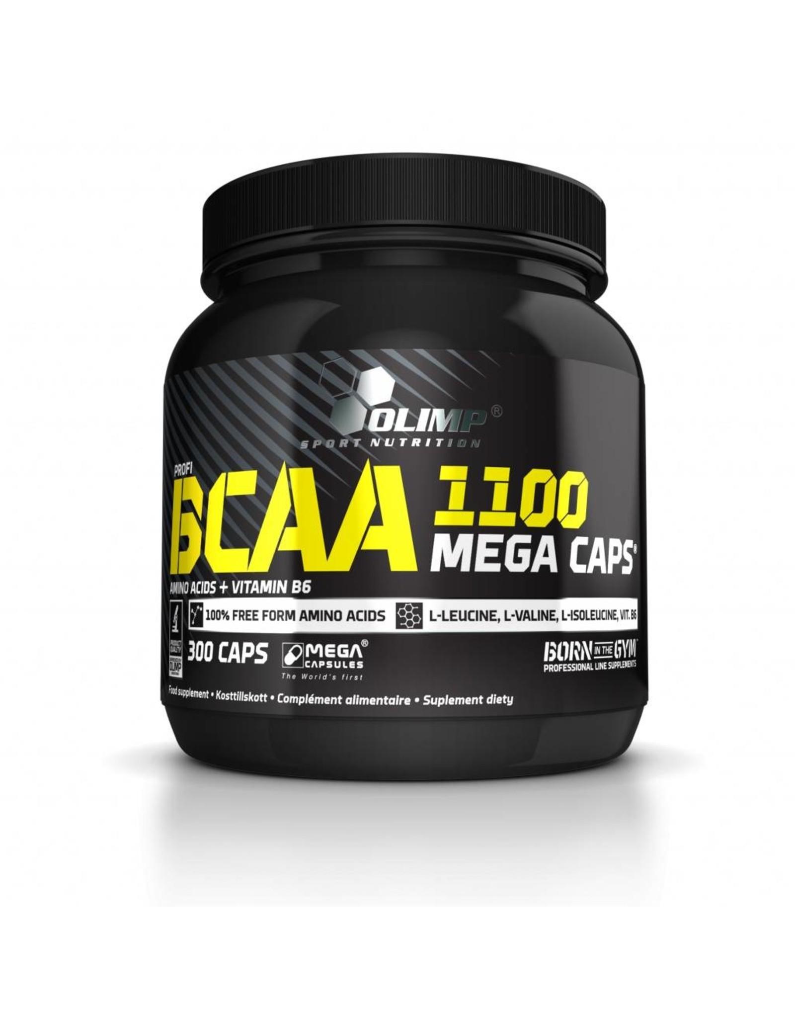 Olimp Nutrition BCAA Mega Caps