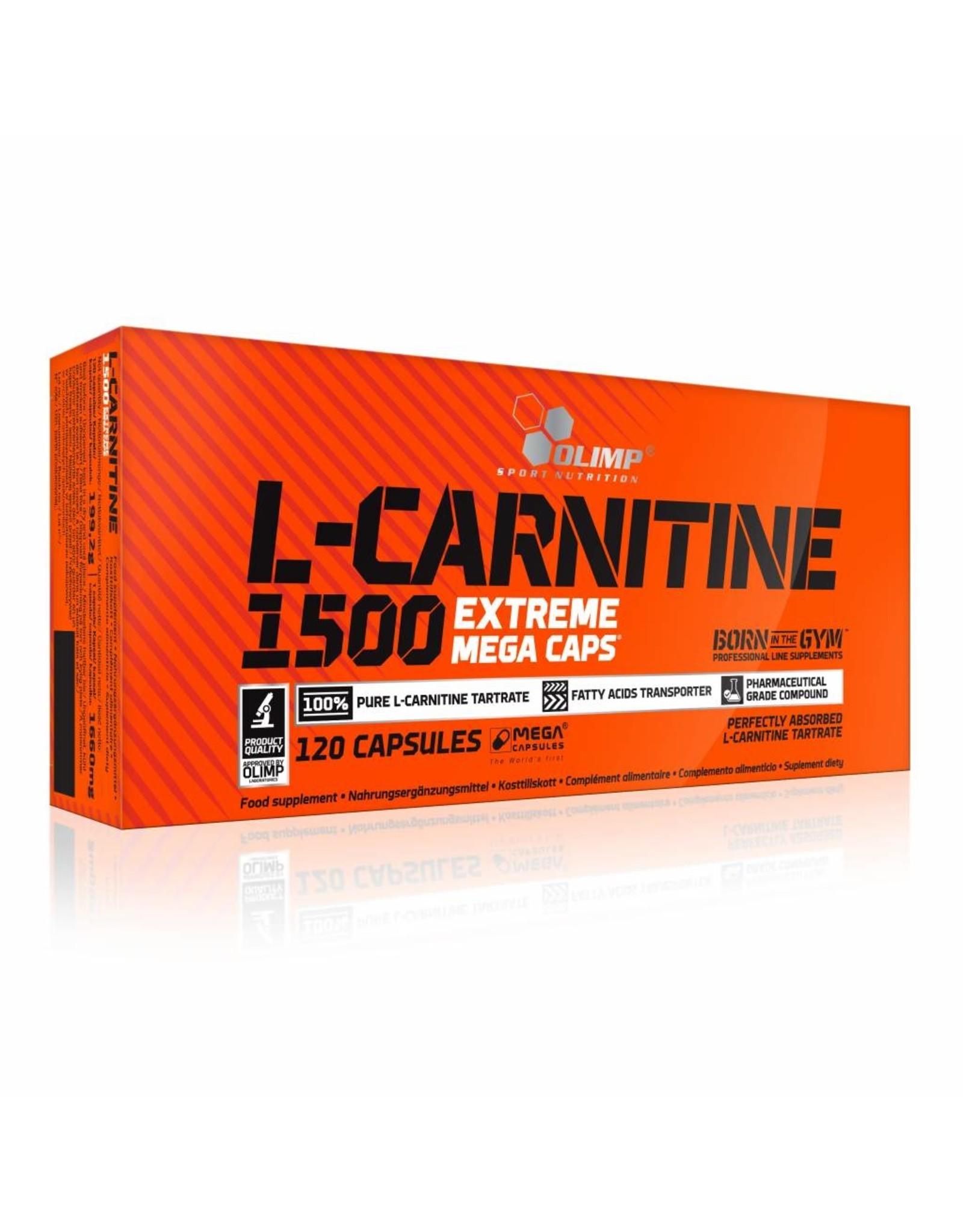 Olimp Nutrition L-Carnitine 1500 Mega Caps
