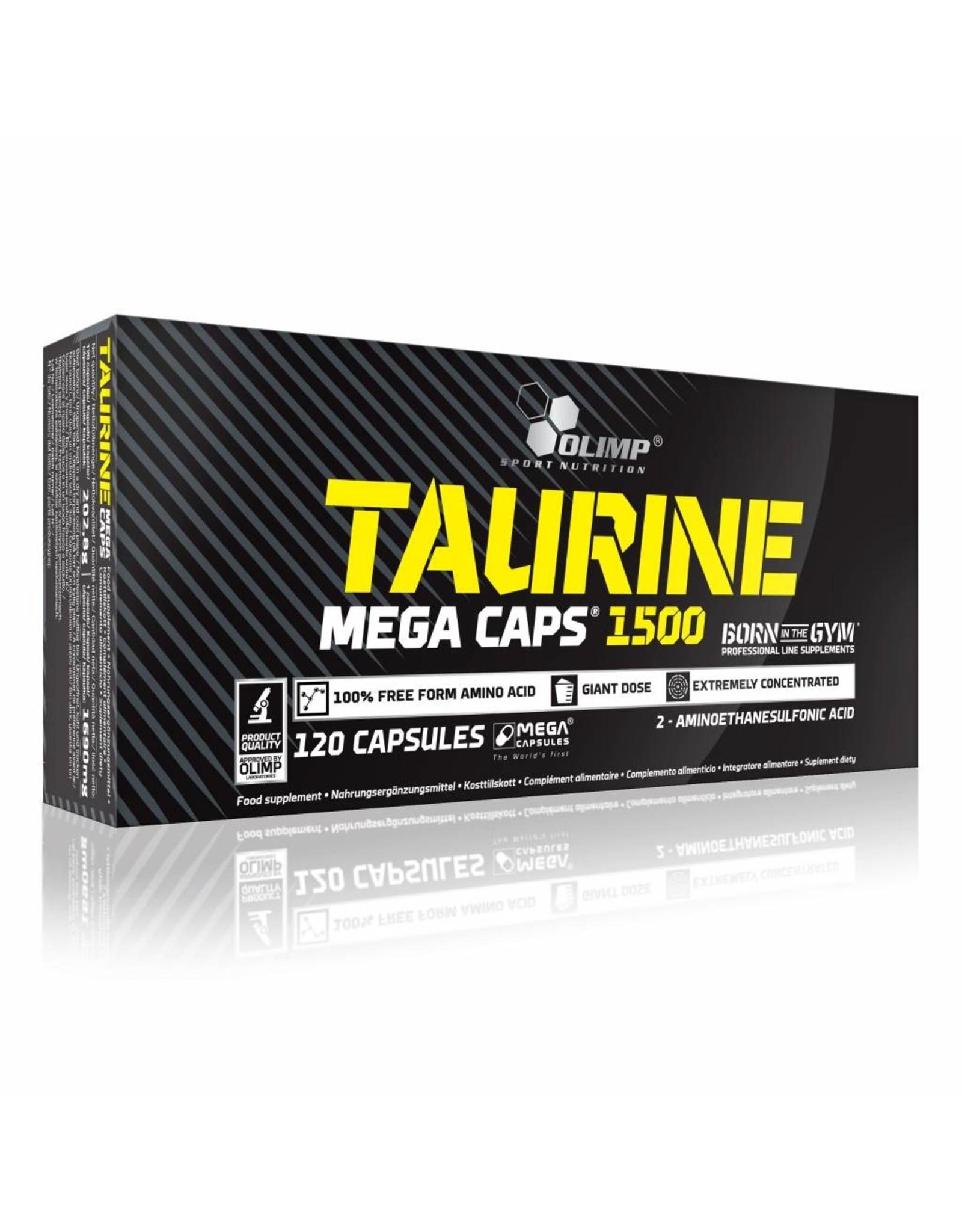 Olimp Nutrition Taurine Mega Caps