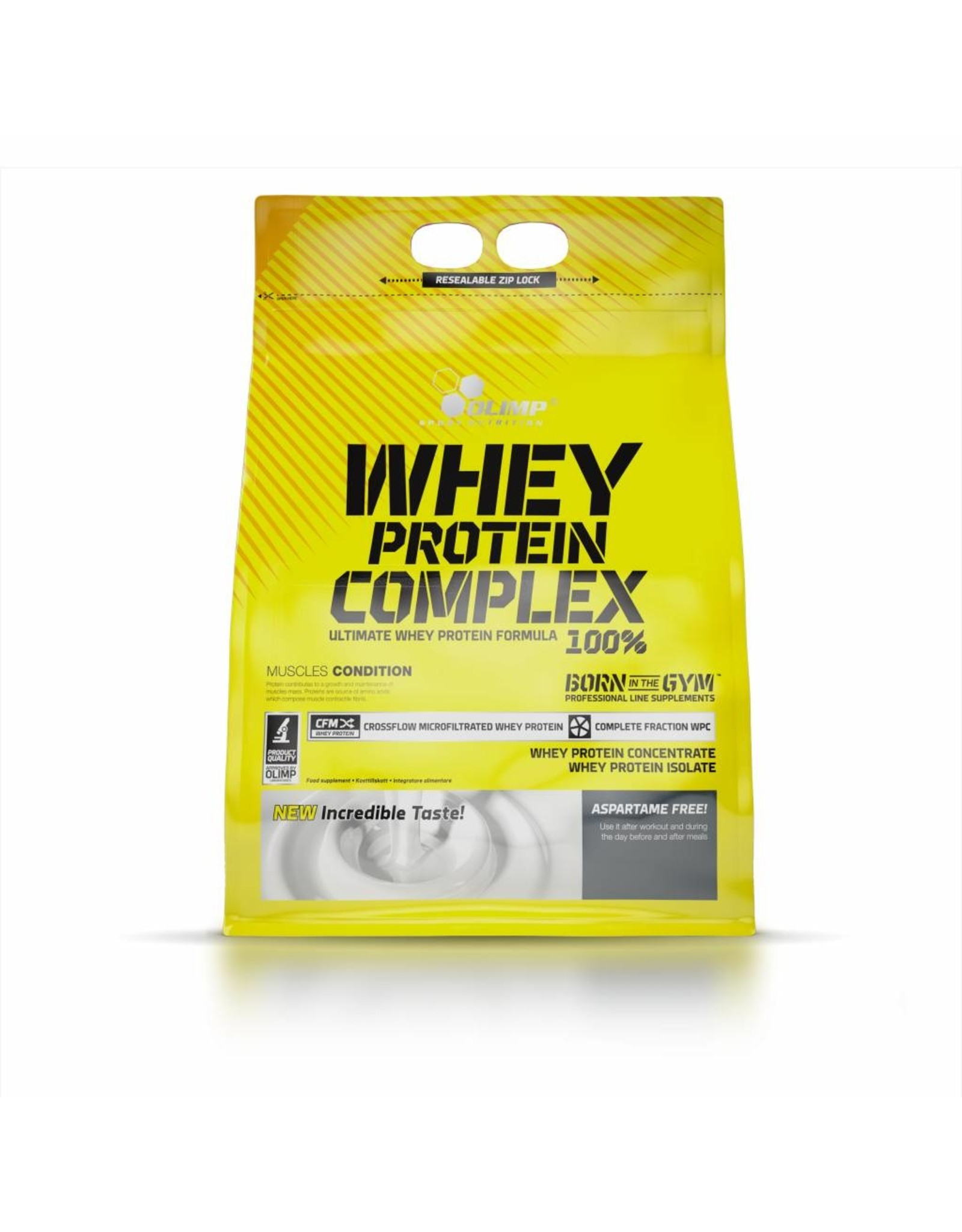 Olimp Nutrition Whey Protein Complex 100%