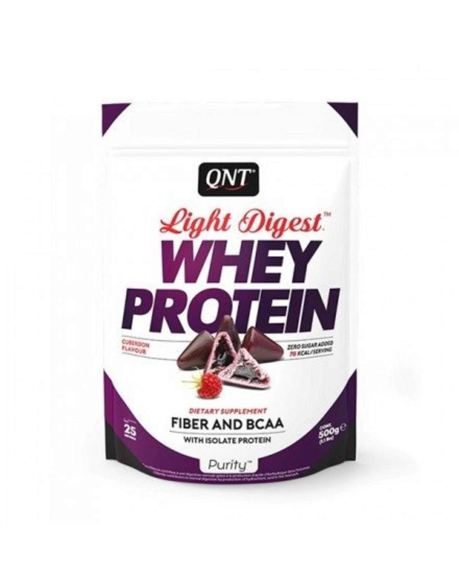 QNT Whey Protein Light digest