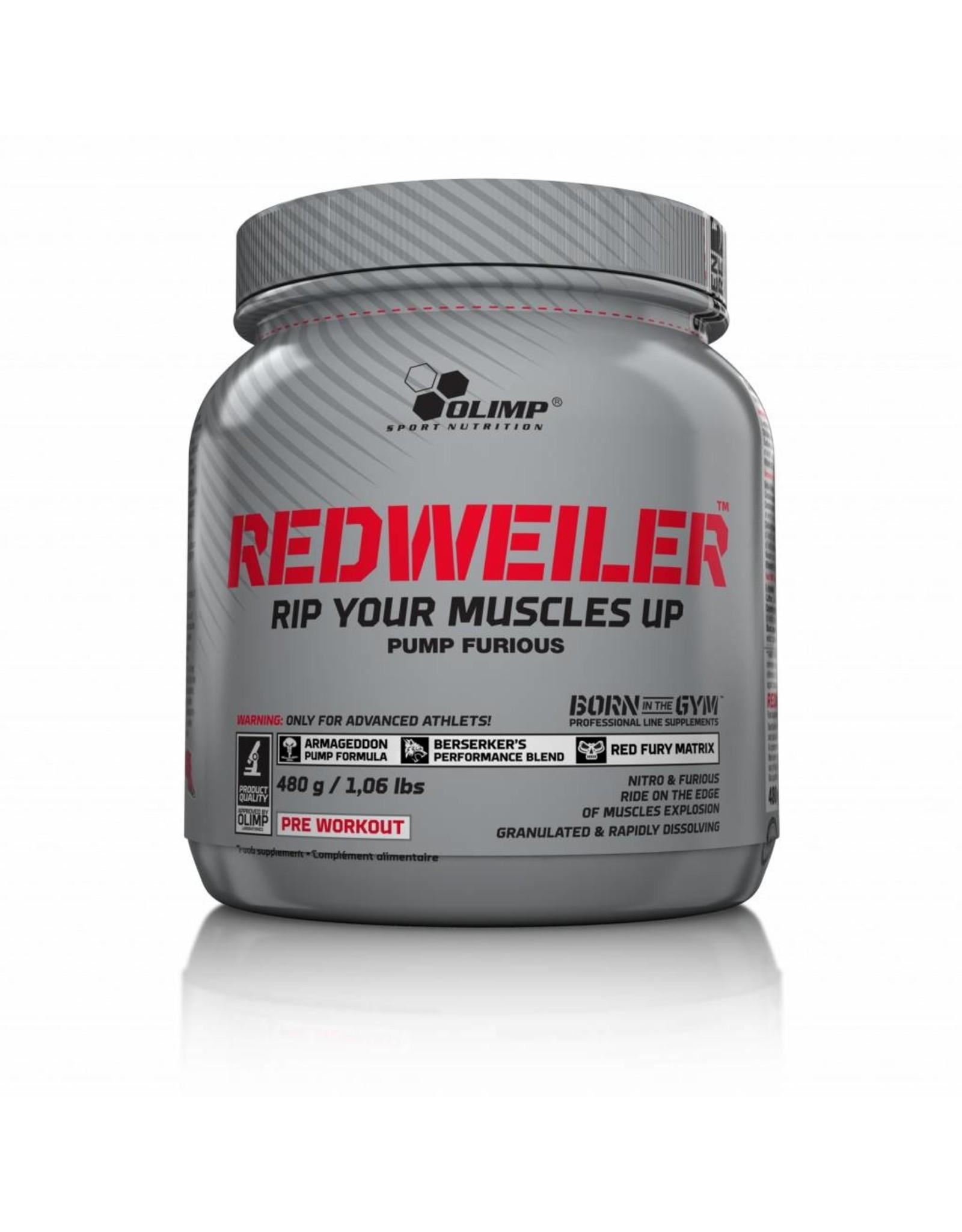 Olimp Nutrition Redweiler
