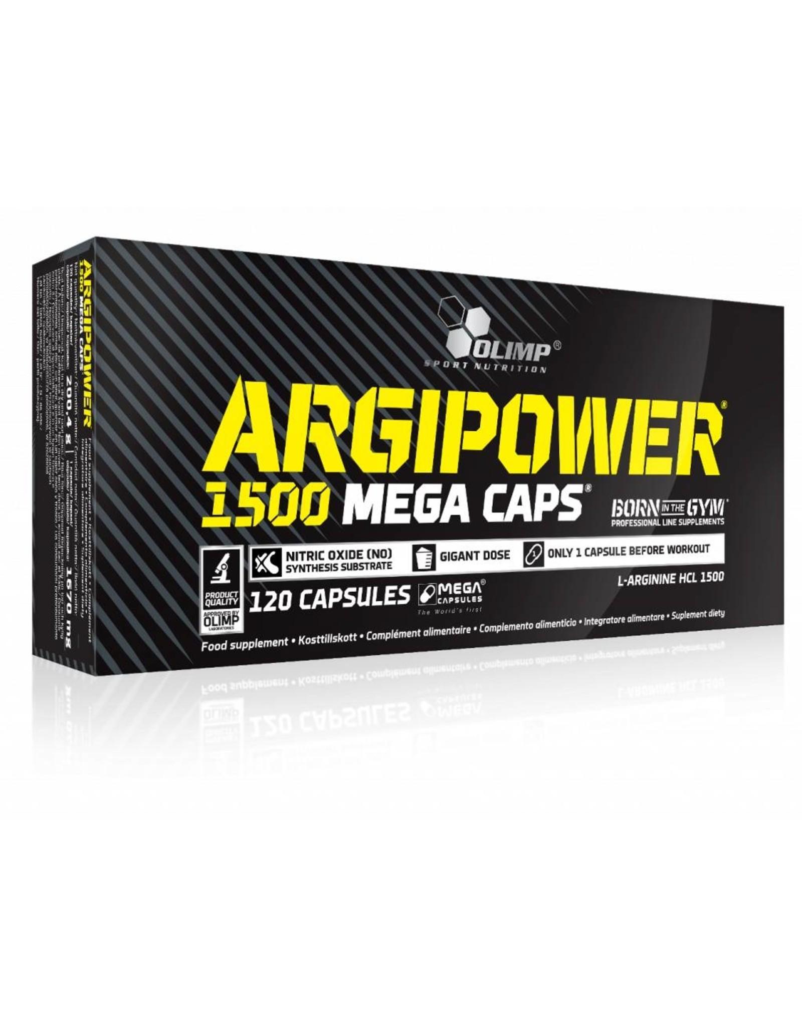 Olimp Nutrition ARGI POWER 1500 Mega Caps